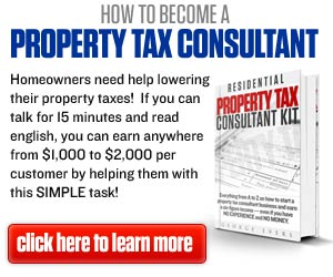 Property Tax Reduction Consultants